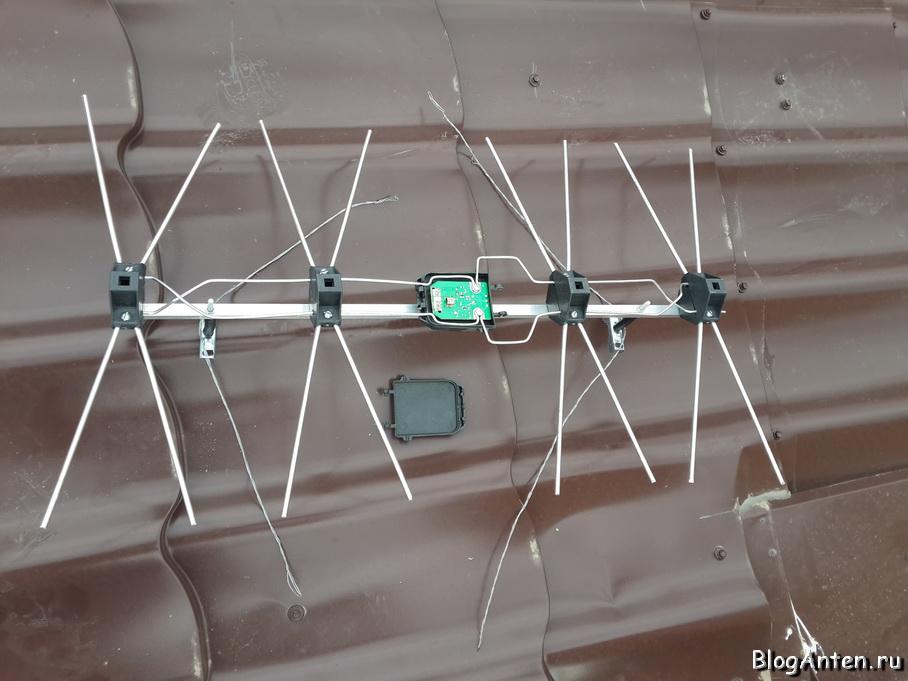 Как собрать антенну своими руками для телевизора